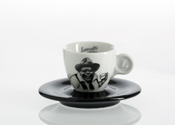 Lucaffe Tasse für Espresso Mr. Exclusive