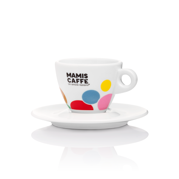 Mamis Caffe Cappuccinotasse NEW 2018