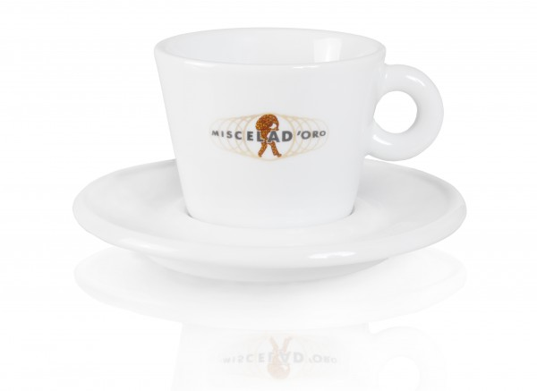 MISCELA D ORO Cappuccinotasse Modern Line