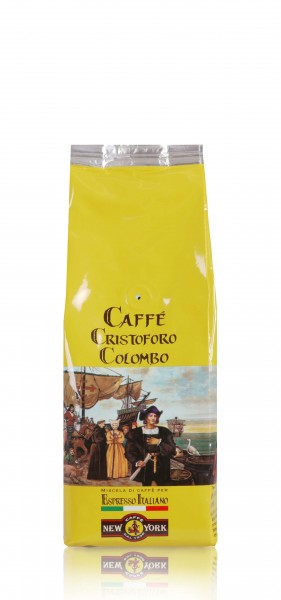 New York Caffè 250g Christoforo Colombo