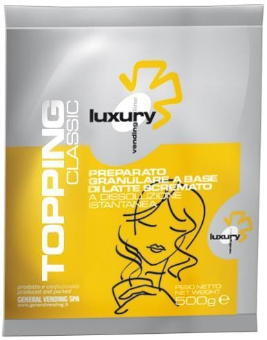 Milchpulver Topping - Luxury Classic 500g