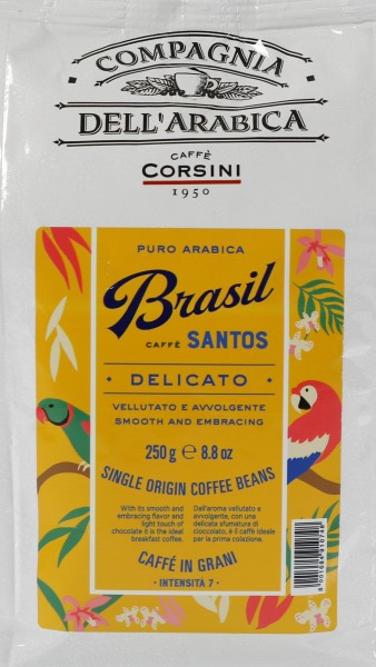 Brasil Santos - Caffe Corsini 500g Single Origin