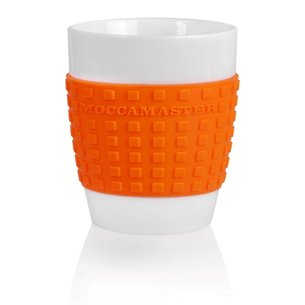 Moccamaster Kaffeebecher Cup One orange 300ml Inhalt