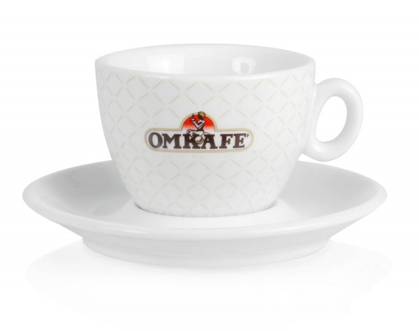 Omkafe Cappuccinotasse